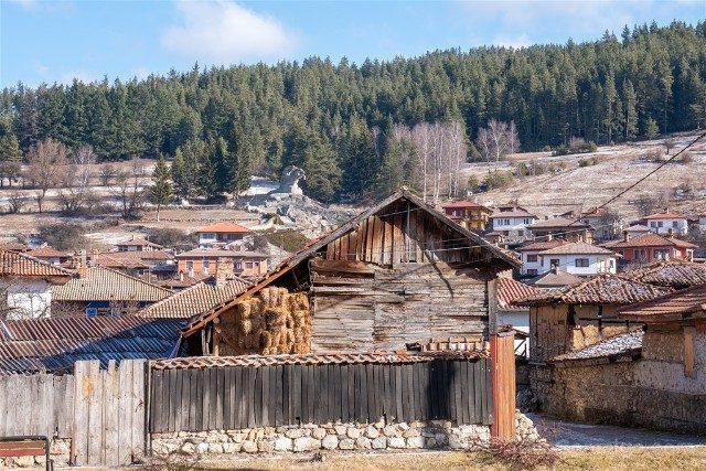 Que Ver en Koprivshtitsa Granero Monte