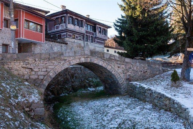 Que Ver en Koprivshtitsa Puente Primer Disparo