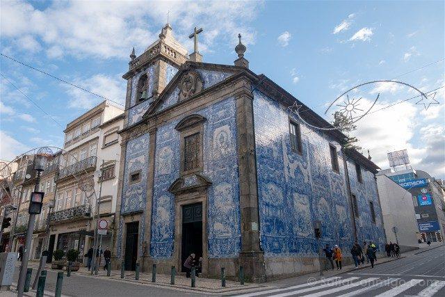 Que Ver en Oporto Capela Almas
