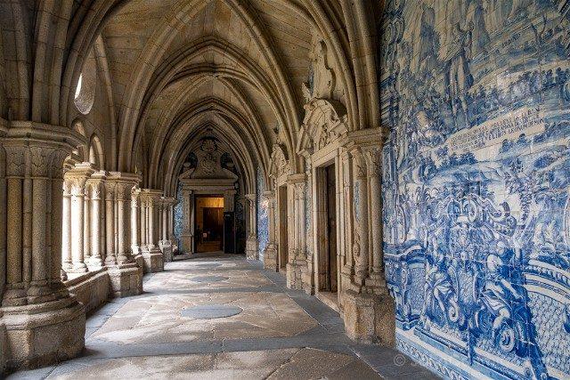 Que Ver en Oporto Catedral Se Claustro