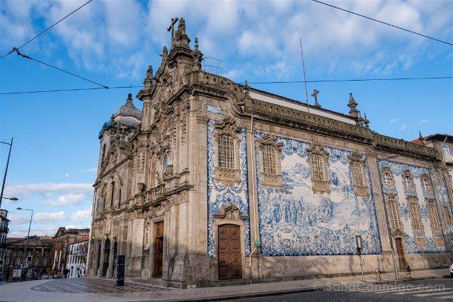 Que Ver en Oporto Iglesia Carmo