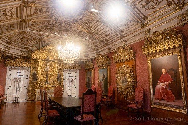 Que Ver en Oporto Iglesia San Francisco Museo
