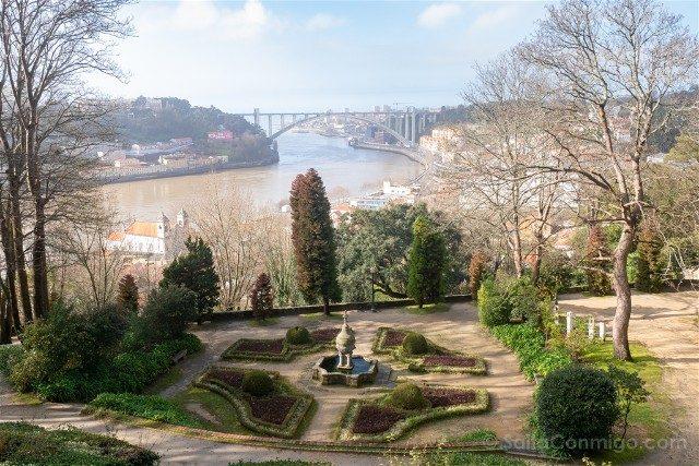Que Ver en Oporto Jardines Palacio Cristal