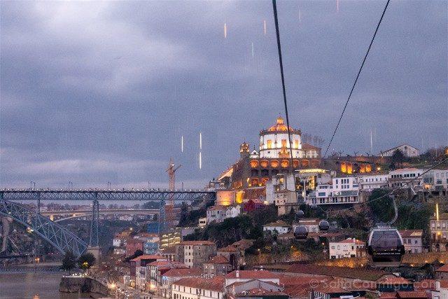 Que Ver en Oporto Teleferico Gaia