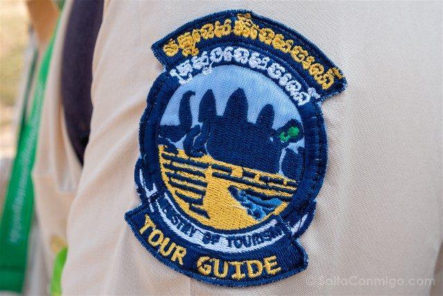 Templos de Angkor Guia Oficial