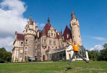 Castillo de Moszna Completo Salto