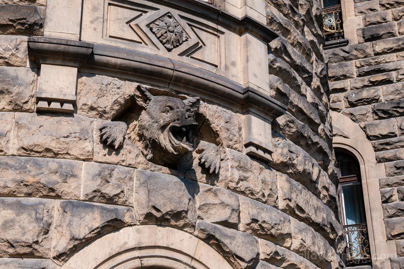 Castillo de Moszna Torre Oso