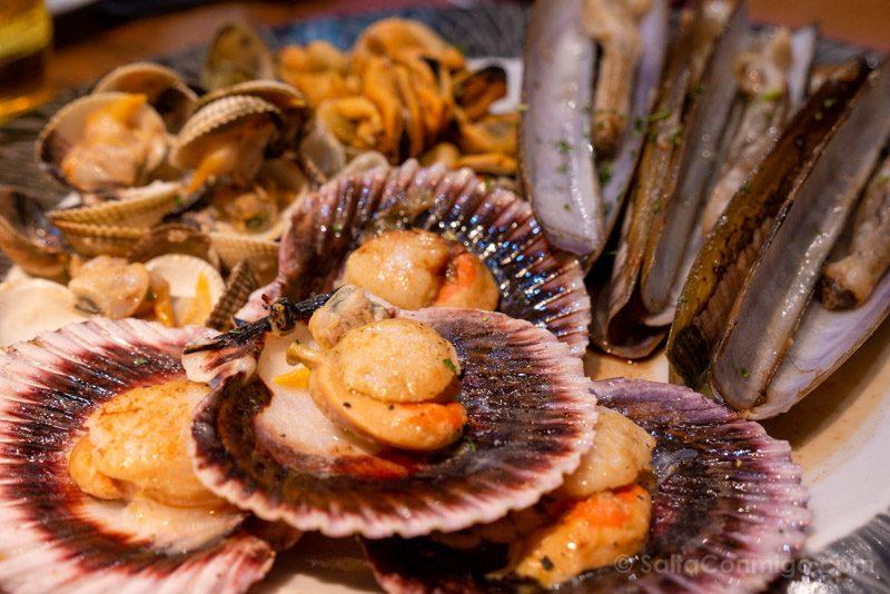 Comer en Aviles A Pinon Bistro Marisco
