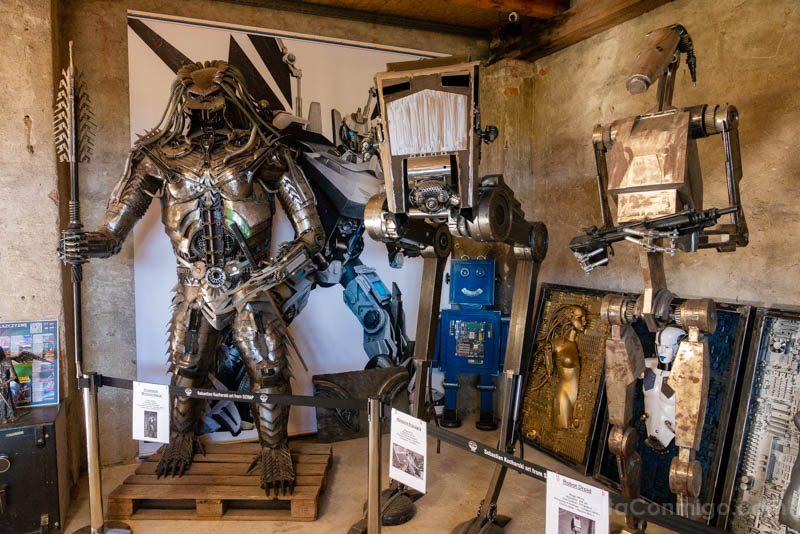 Fabryka Robotow Predator Droide