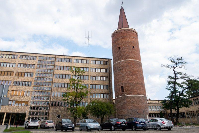Opole Torre Piast