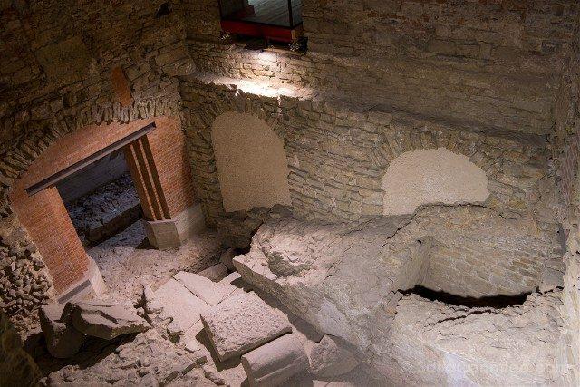 Palazzo Vecchio Florencia Arqueologico