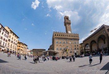 Palazzo Vecchio Florencia Plaza