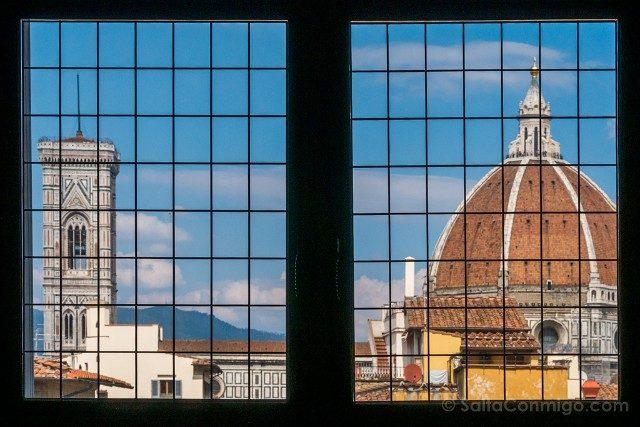 Palazzo Vecchio Florencia Sala Audiencia Duomo