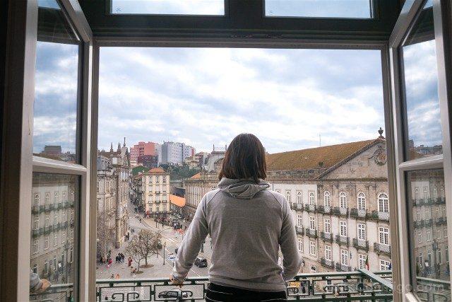 Pestana Porto - Goldsmith Vista Habitacion