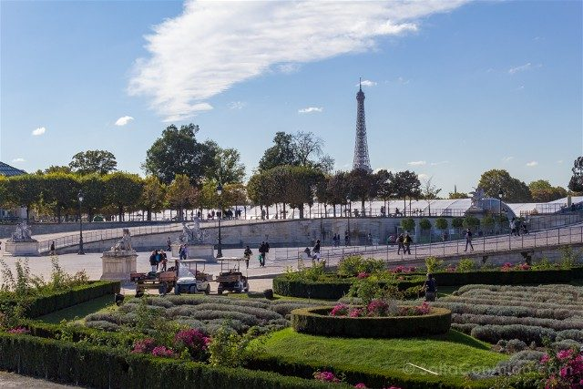 Visitas De Paris Jardin Tullerias