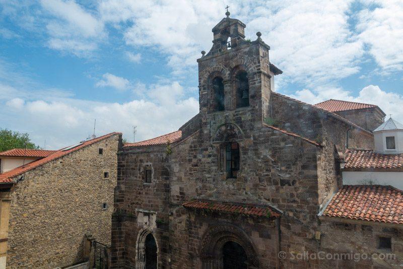 Que Ver en Aviles Museo MHUA Iglesia Padres Franciscanos