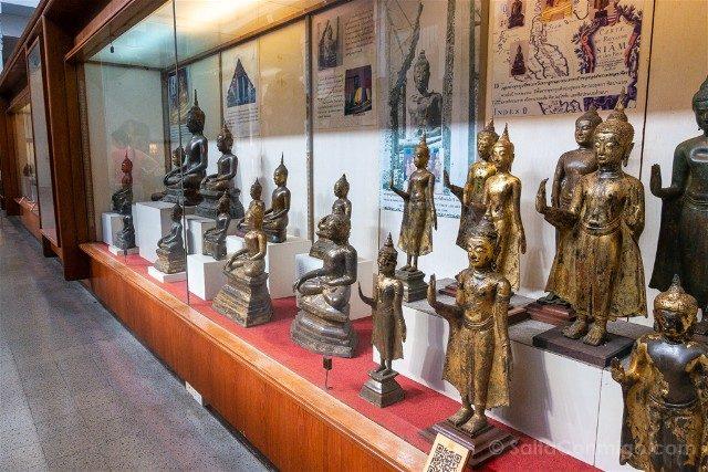 Que Ver en Ayutthaya Museo Nacional Chao Sam Phraya