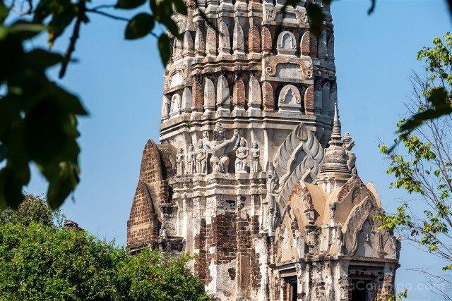 Que Ver en Ayutthaya Wat Ratchaburana Prang