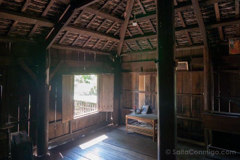 Que Ver en Battambang Casa Khor Sang