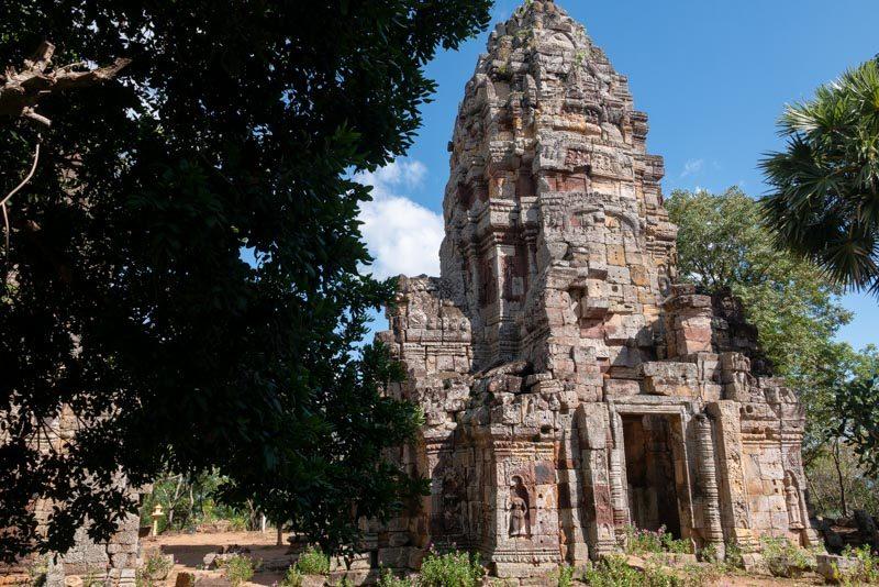 Que Ver en Battambang Phnom Banan