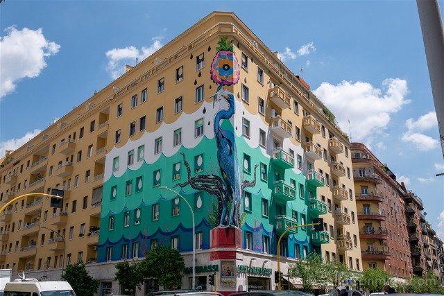 Roma Alternativa Ostiense Grafiti