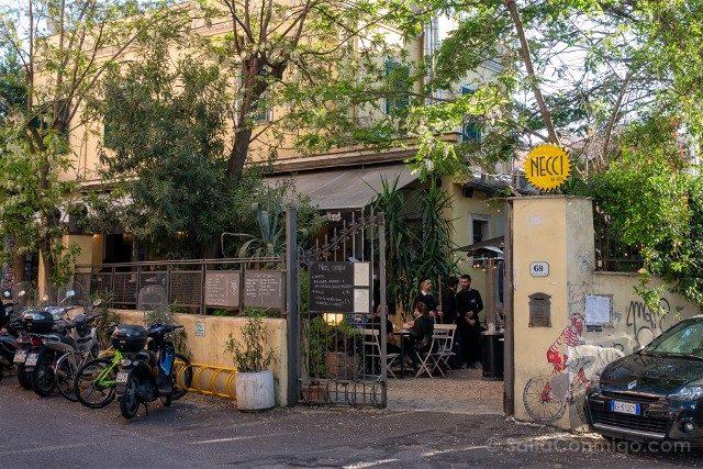 Roma Alternativa Pigneto Bar Necci