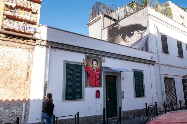 Roma Alternativa Pigneto Grafiiti