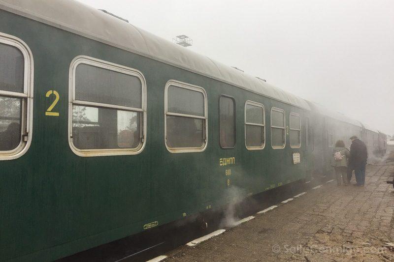 Tren a Bansko Estacion Septemvri
