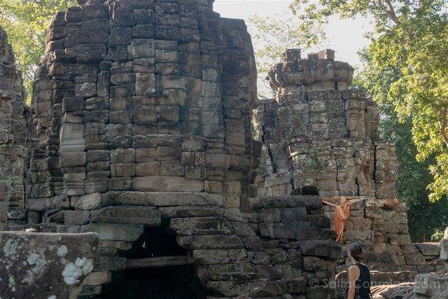 Viajar a Camboya Banteay Chhmar Sara