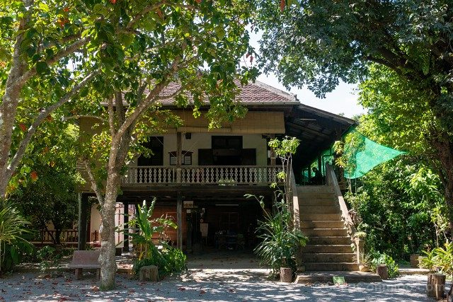 Viajar a Camboya Battambang Casas Tradicional