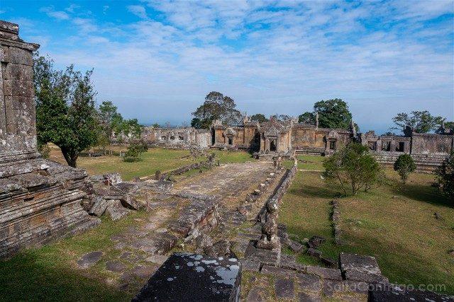 Viajar a Camboya Preah Vilhear