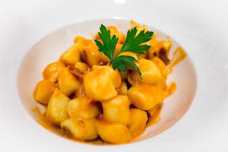 Comida Tipica Sur Italia Campania Gnocchi
