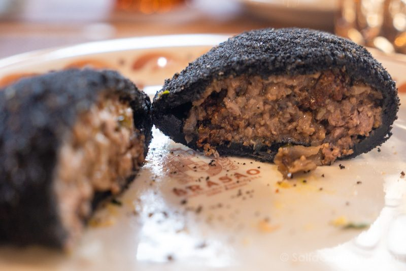 Donde Comer en Oporto Cervejaria Brasao Rissole