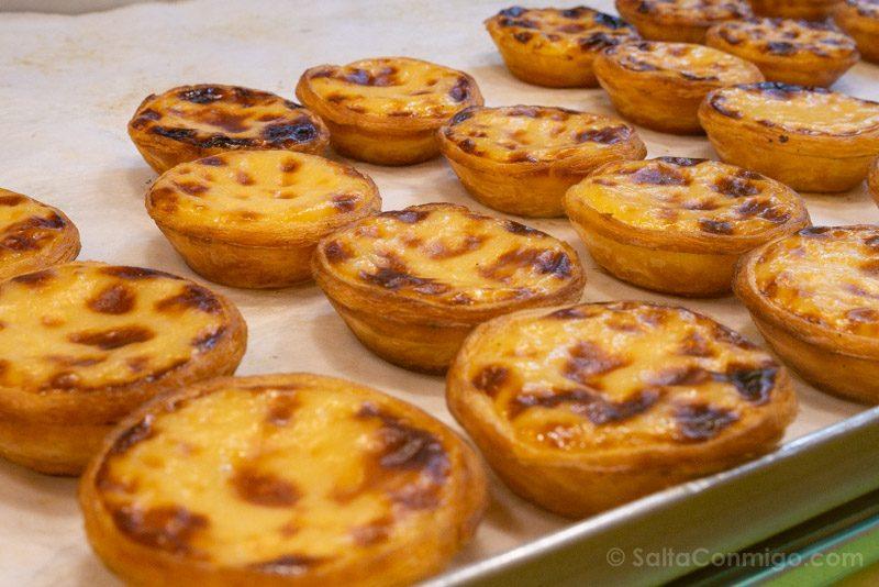Donde Comer en Oporto Manteigaria Pasteis Nata