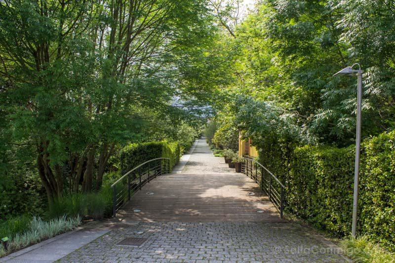 Jardin Botanico Atlantico Paseo