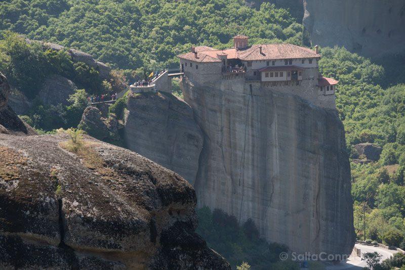 Meteora Monasterio
