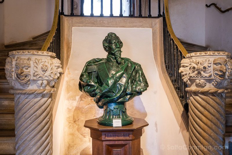 Busto Fernando II