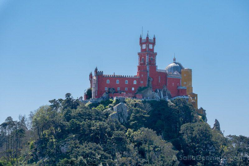 Palacio da Pena Panorama