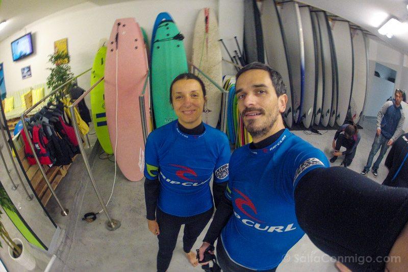 Que Hacer En Gijon Surf Selfie