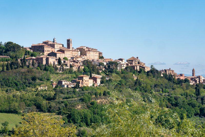 Que Ver en Valle Orcia Montepulciano