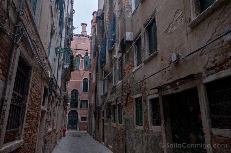 Que Ver en Venecia Calle