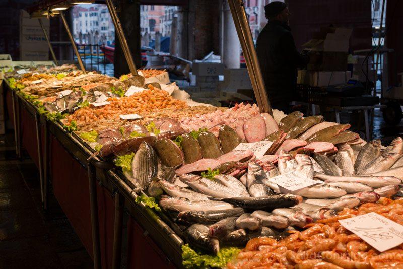 Que Ver en Venecia Campo della Pescaria