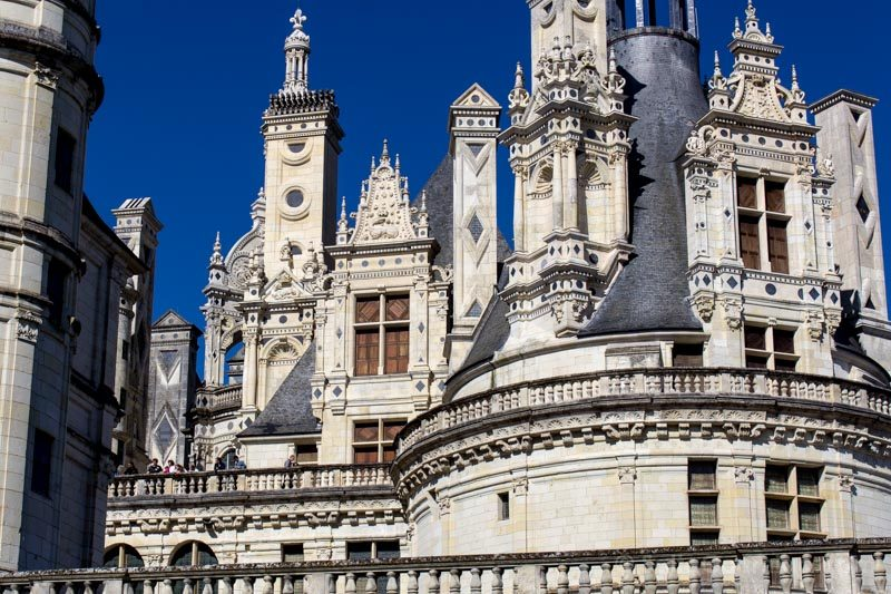Ruta Castillos Loira Chambord Torres
