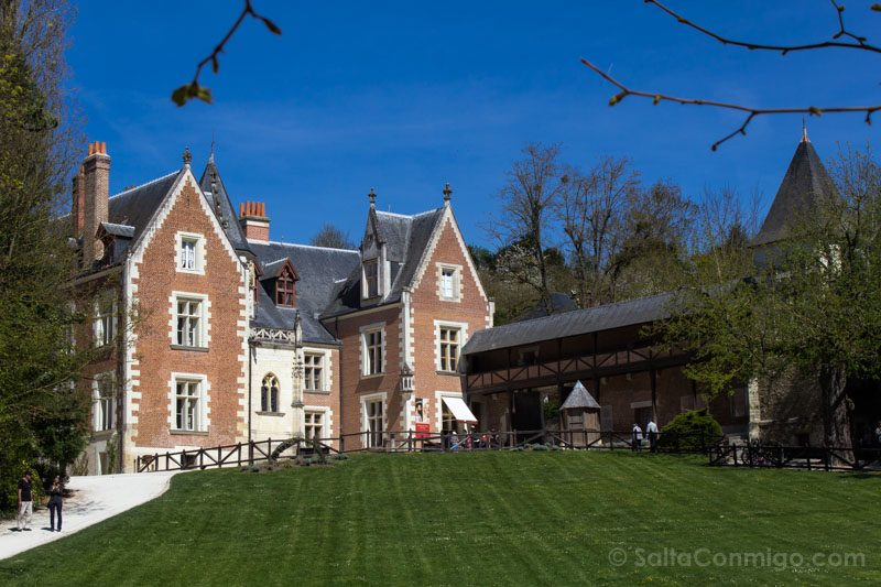 Ruta Castillos Loira Clos-Luce
