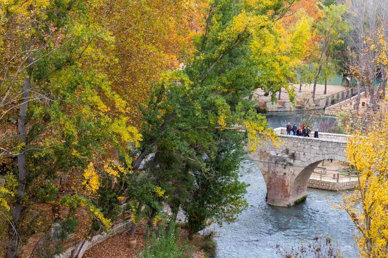 Alcala del Jucar Puente Romano
