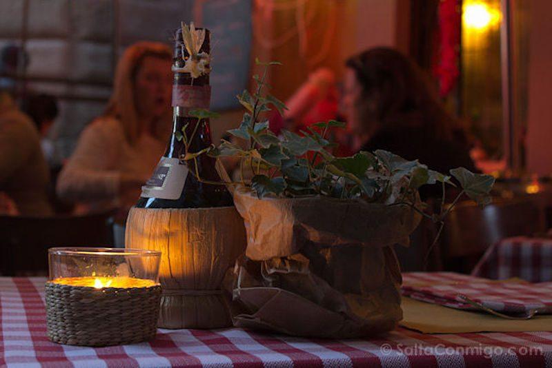Comida Tipica Italia Resumen Trattoria