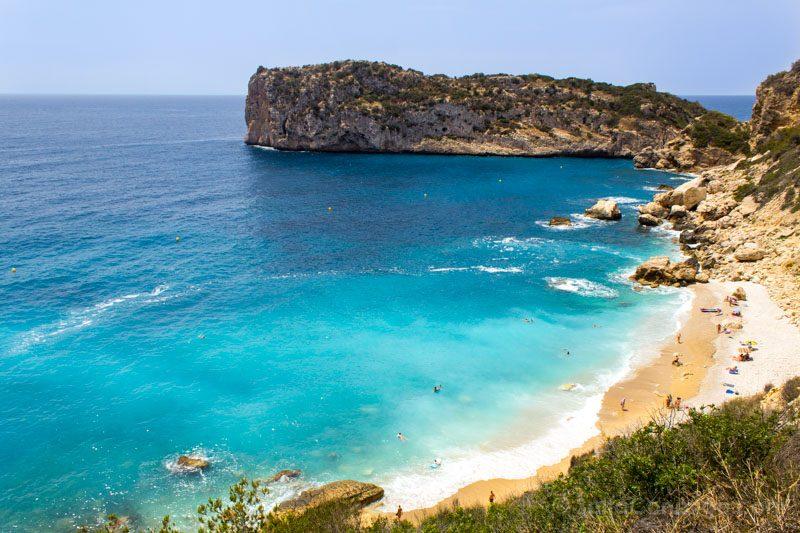 Escapadas Por Espana Alicante Javea Cala Ambolo