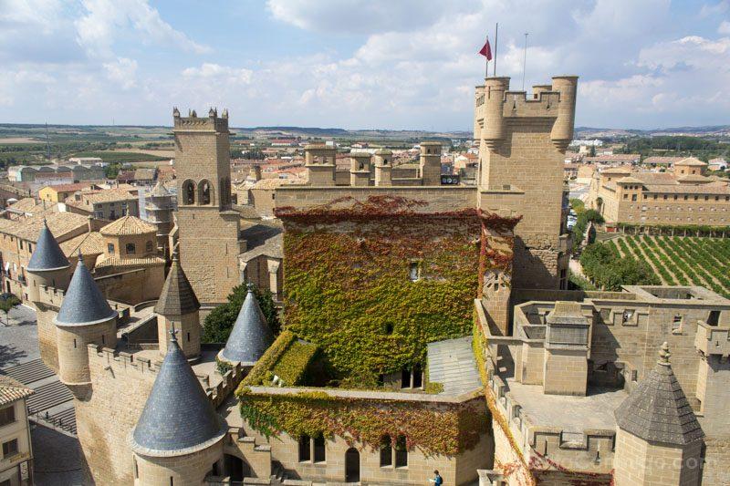 Escapadas Por Espana Navarra Castillo Olite