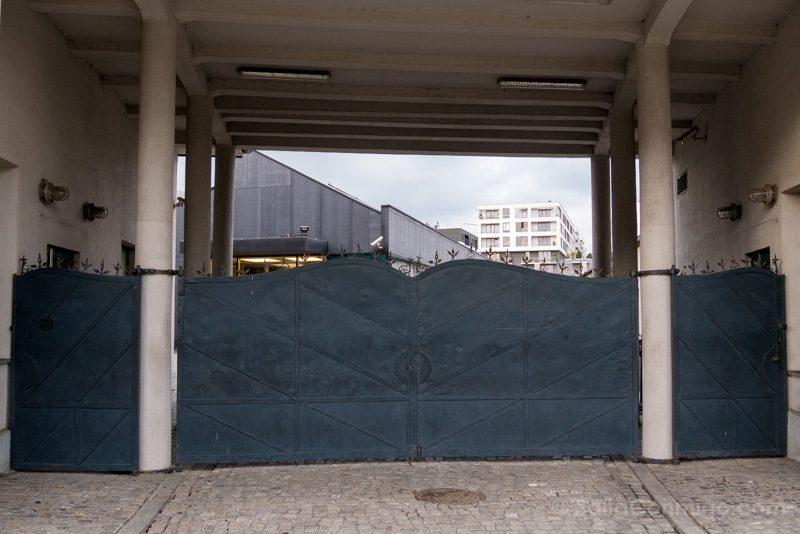 Fabrica de Schindler Cracovia Puerta Entrada