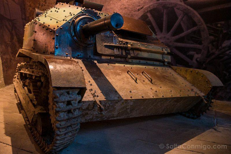 Fabrica de Schindler Cracovia Tanque